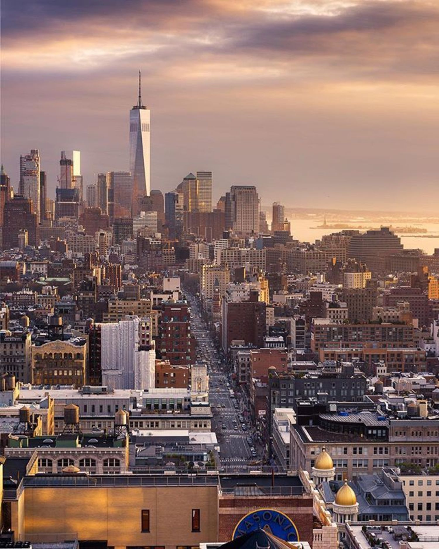 New York, New York. Photo via @kirit143 #viewingnyc #newyork #newyork #newyorkcity #nyc
