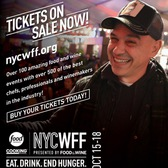 Tickets on Sale Now for the New York City Wine and Food Festival