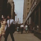 A Walk Through New York City in 1968