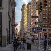 Broadway and 26th St, Flatiron District