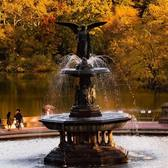 Bethesda Fountain, Central Park, New York, New York
