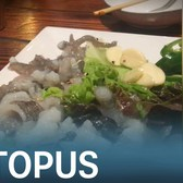 We ate live octopus at this NYC restaurant — and it was exhilarating