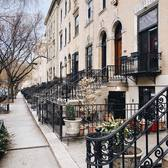 Strivers Row in Harlem