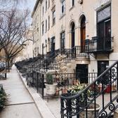 Strivers Row in Harlem