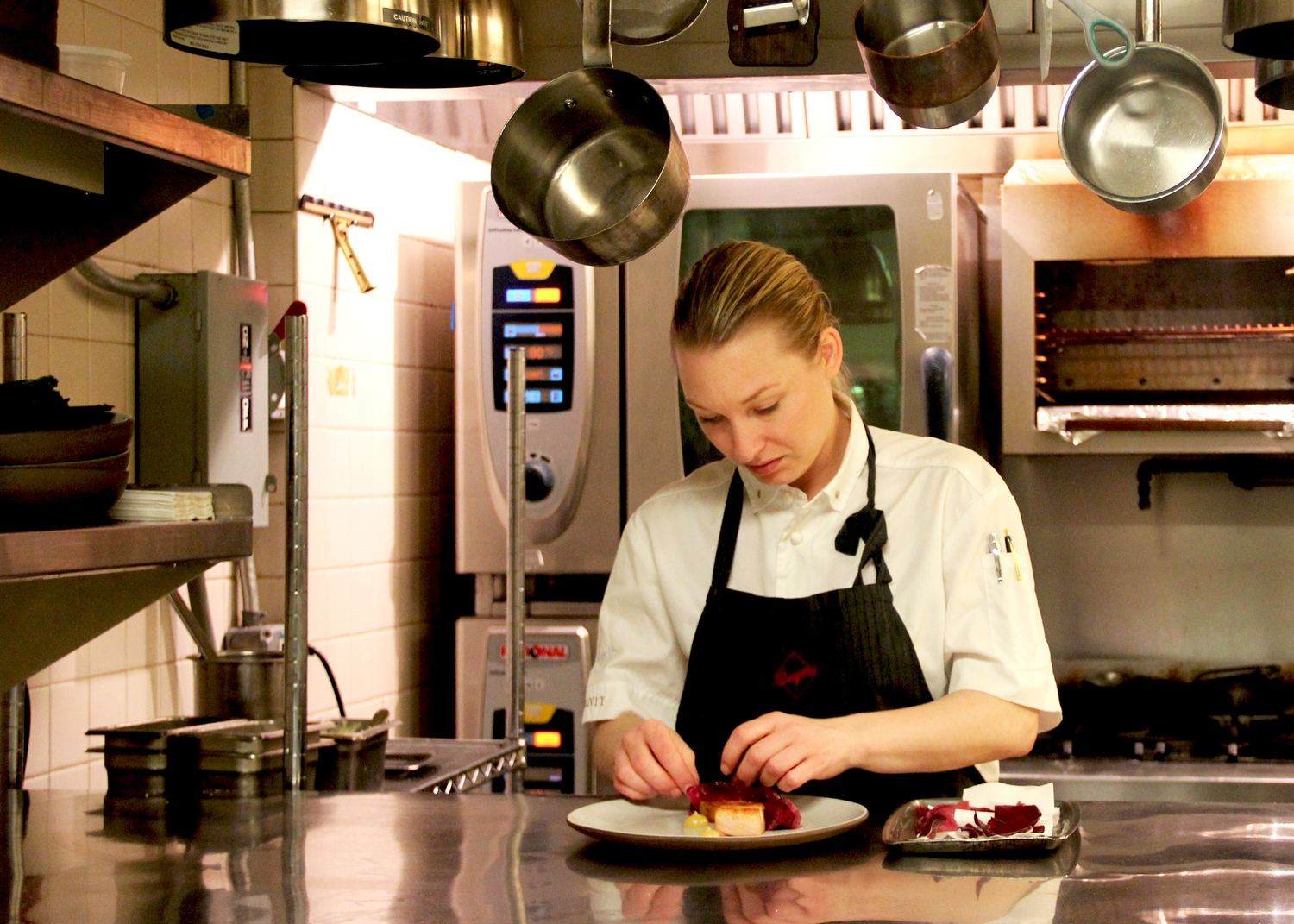 Emma Bengtsson, Executive Chef at Aquavit