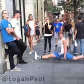 Logan Paul - SPLITTING NEW YORK