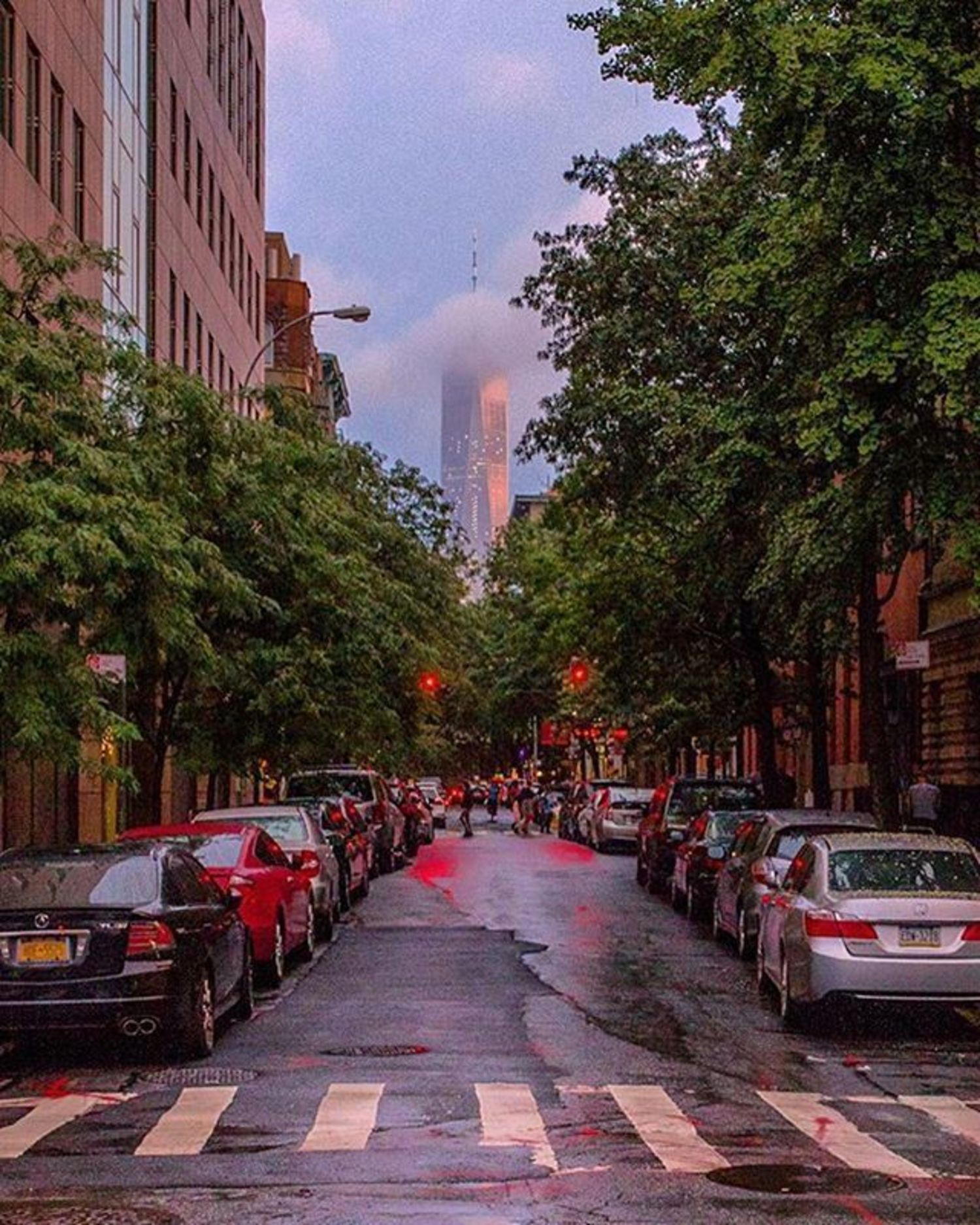 One World Trade Center, New York, New York. Photo via @matthewchimeraphotography #viewingnyc #newyorkcity #newyork