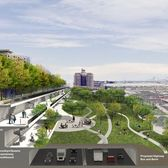 "The ""tri-line"" proposal to reconstruction the BQE was developed by Brooklyn Heights resident Mark Baker."