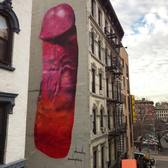NO TIME 4 BALL$$ . . . I have never heard so much laughter and seen so many happy faces behind my back when painting as for today doing this wall on Broome Street . . .  #dick #pussypower #gender #genitalia #sexuality #thenewallen #cock #love #art #spraypaint #gay #flesh #blood #queer #transgender #pussy #ass #anal #genderfluid #pride #bipolar #anxiety #sex #fuck #hardwork #spraypaint #trigger #iscplife #merrychristmas @montanacans @montanacans_usa @newallen_ny #happyholidays #thenewallen