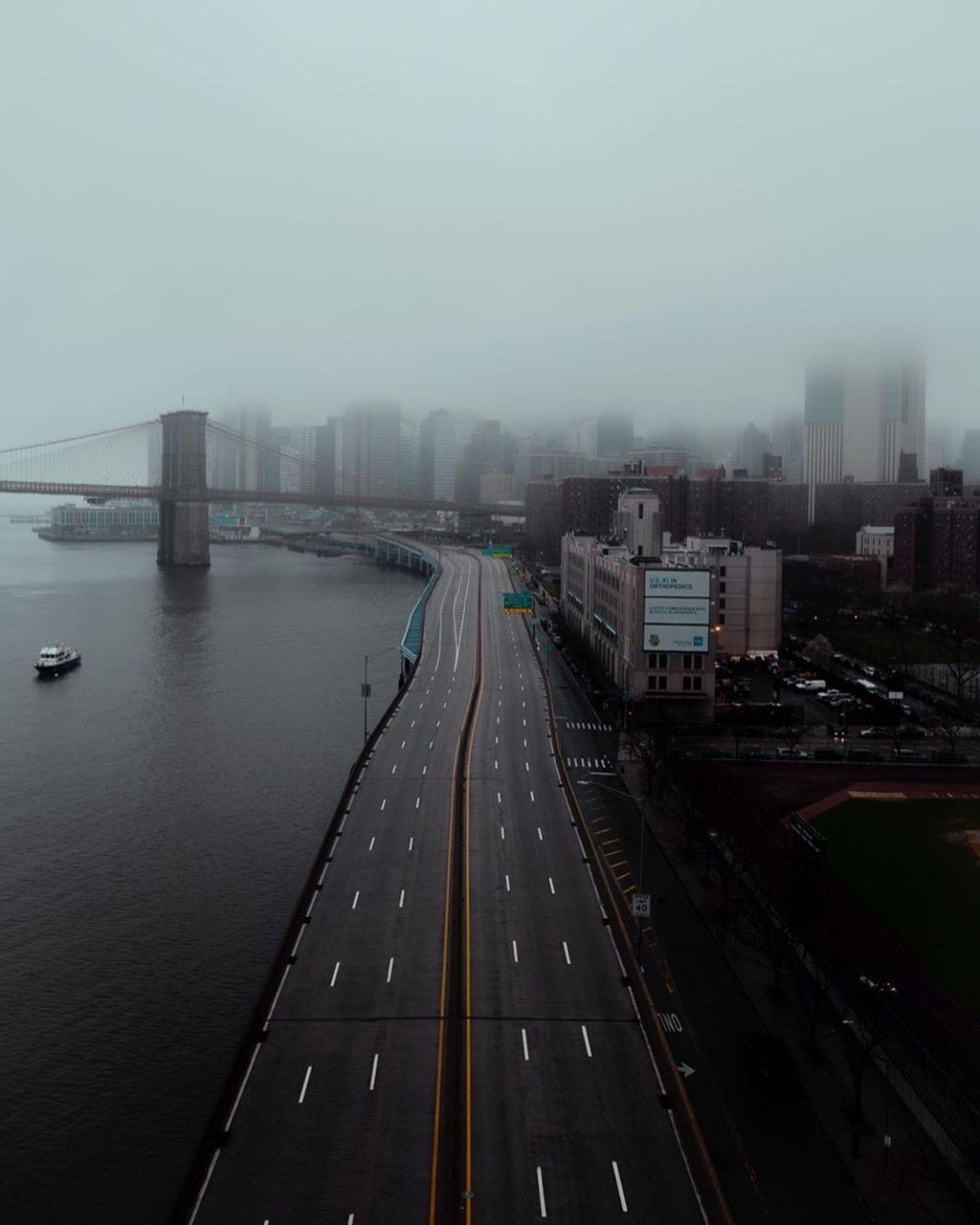 FDR East River Drive, Lower Manhattan
