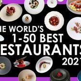 Which Are The World's 50 Best Restaurants 2021?