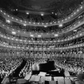 Josef Hofmann at the Metropolitan Opera House 1937