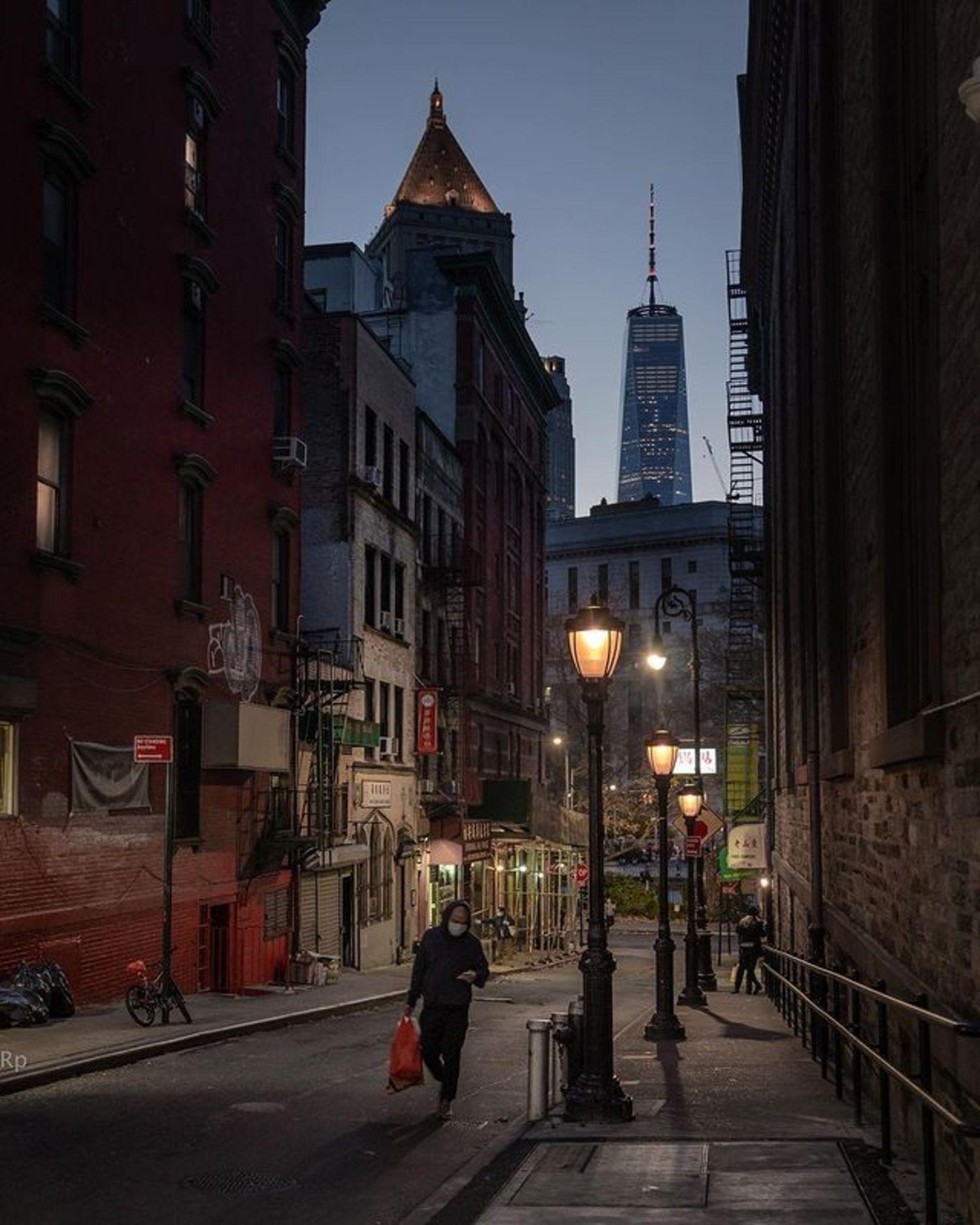 Mosco Street, Chinatown, Manhattan