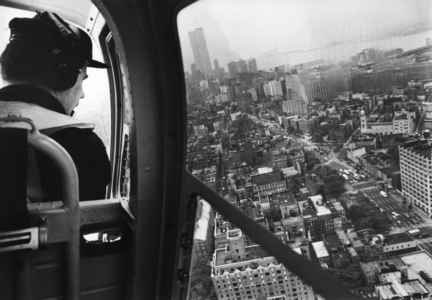 Frank Staropoli of the New York City Police Aviation Unit scoured SoHo rooftops in the growing search for Etan Patz, the boy who disappeared on his way to a bus stop on May 25, 1979. Nearly 36 years to the day of the disappearance, a judge declared a mistrial in the case after jurors — who had deliberated for three weeks — could not reach a verdict.