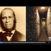 Underneath The Plymouth Church In Brooklyn Is A Station On The Underground Railroad