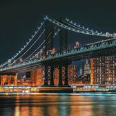 Photo via @nova.york  Manhattan Bridge  #viewingnyc