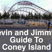 Kevin and Jimmy's Guide to New York City: Coney Island
