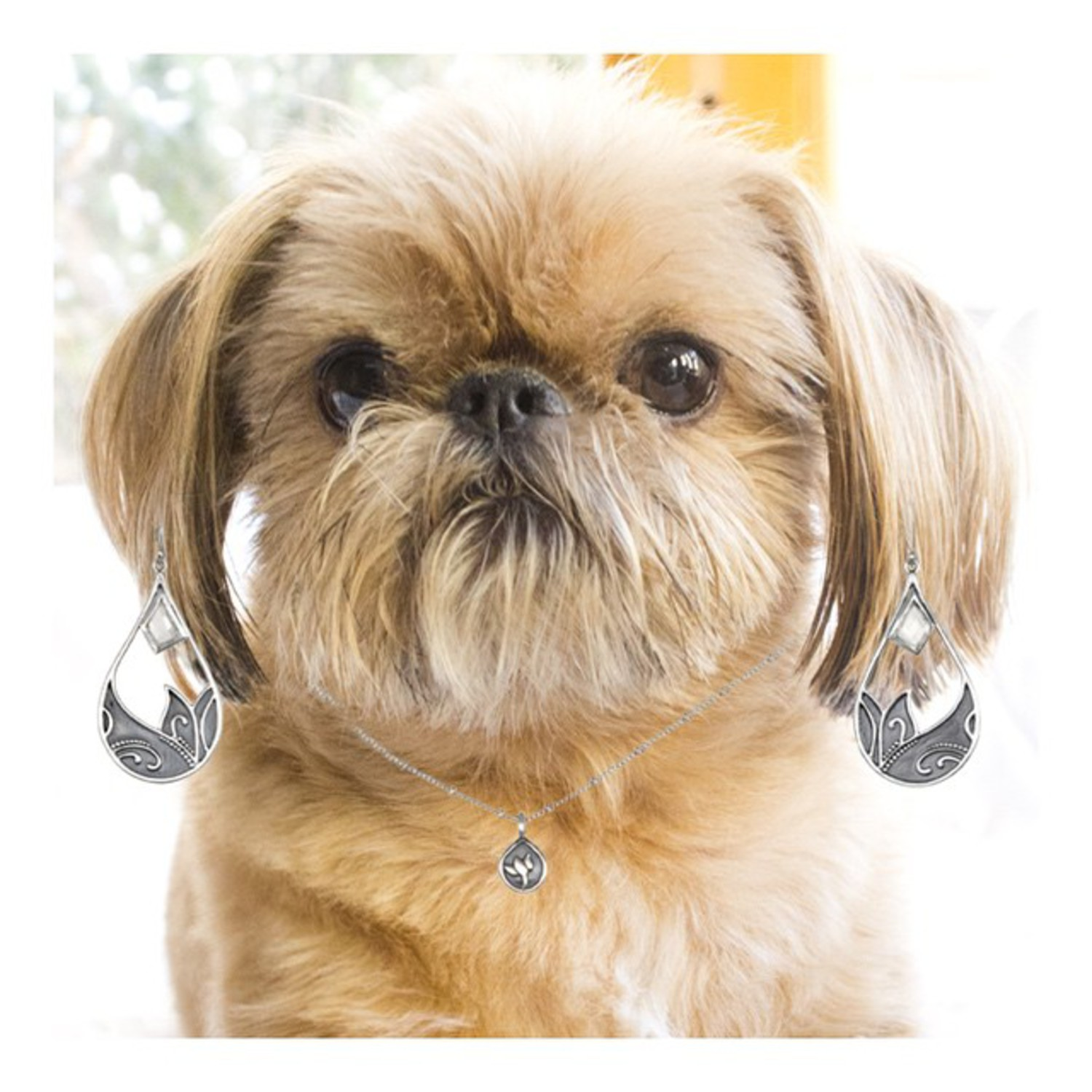 How could we resist?! Happy National Puppy Day! | #NationalPuppyDay #springcollection #instadog #instapuppy #puppylove #dogsofinstagram #instalike #instalove #love #fun #cute #adorable #puppy #jewelry #loveit #like #picoftheday #bestoftheday #photo #photooftheday #happy #smile #Monday #ig #igers #igdaily #style #SatyaStyle #SatyaJewelry #DesignedForTheJourney🐶🐾✨😍