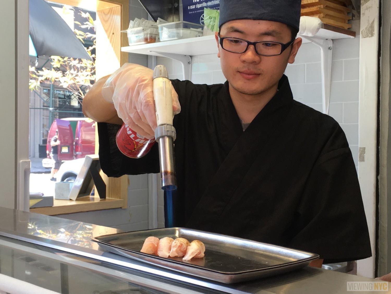 Sushi on Jones - Sear