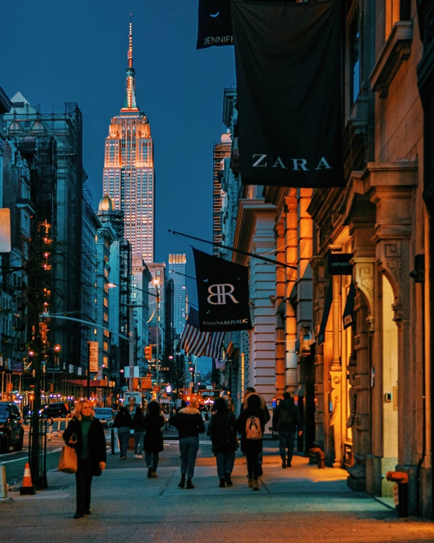 5th Avenue, Flatiron District, Manhattan