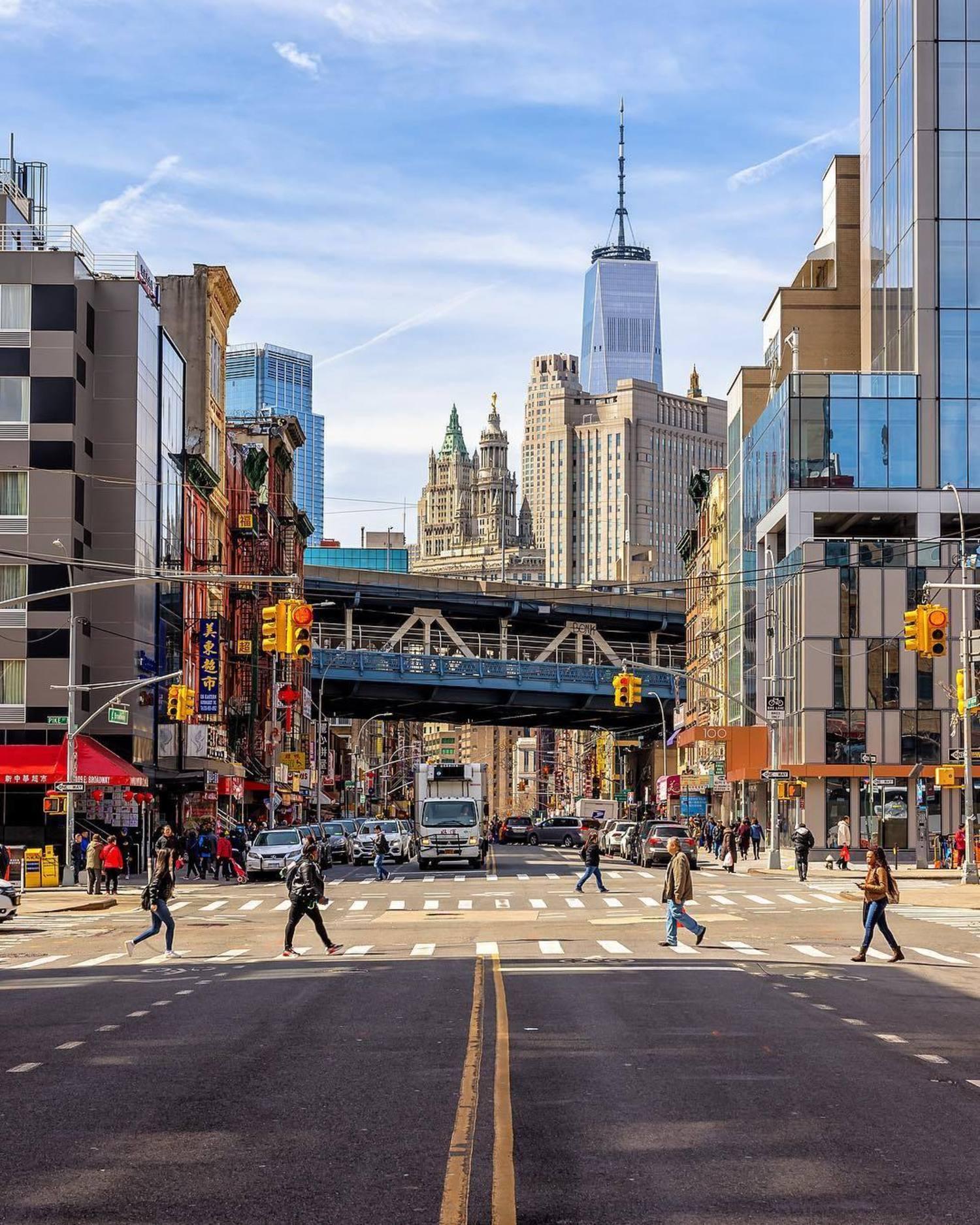 Henry Street, Chinatown, Manhattan