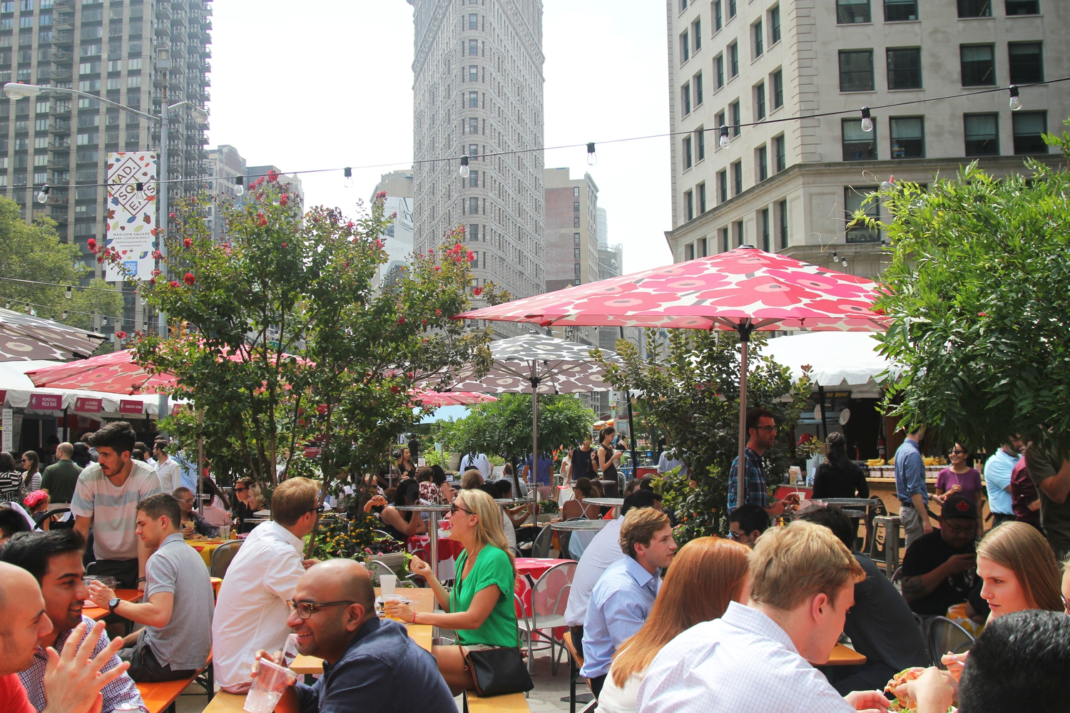 Mad. Sq. Eats: Fall 2016