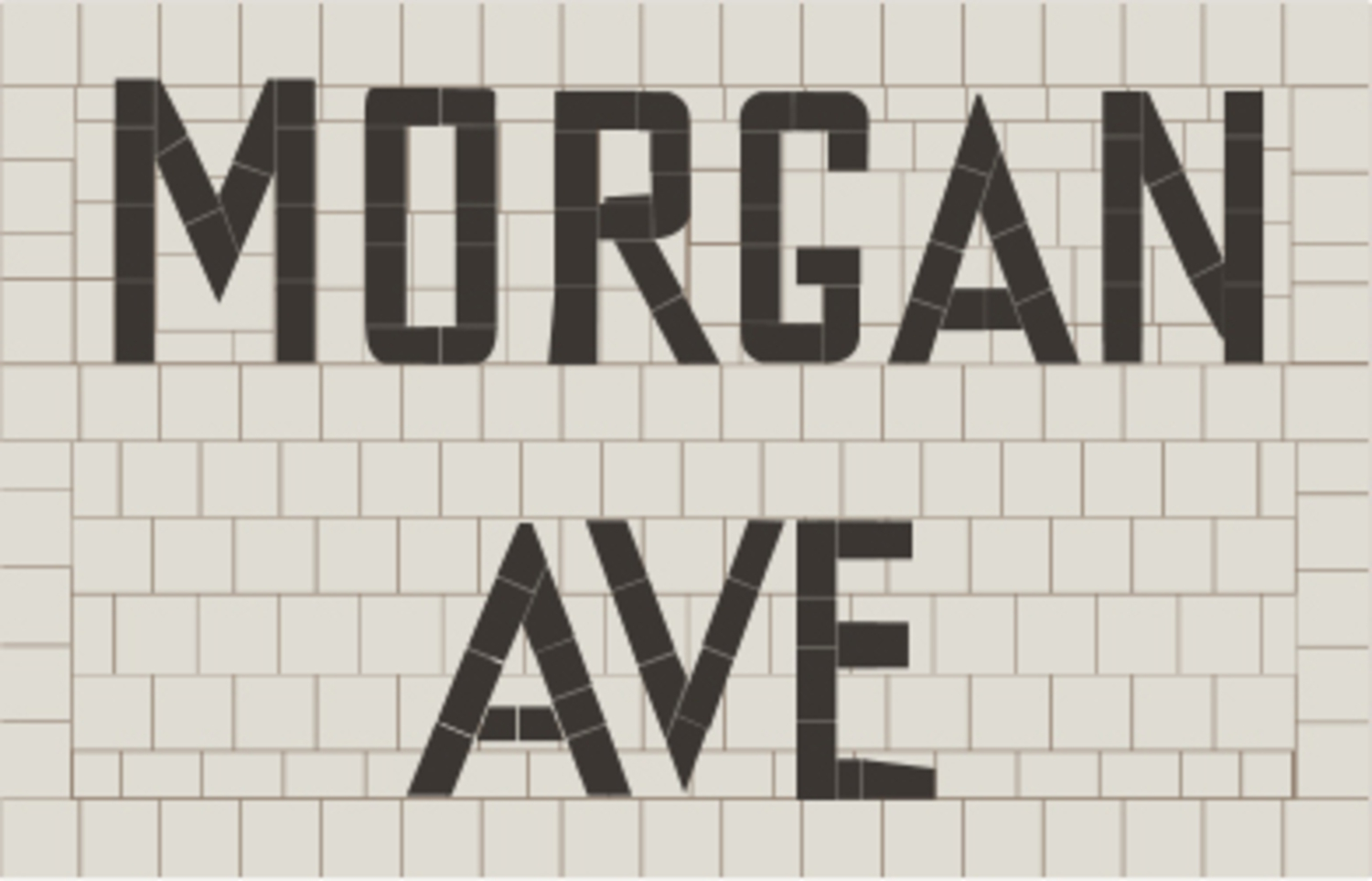 L Train - Morgan Avenue