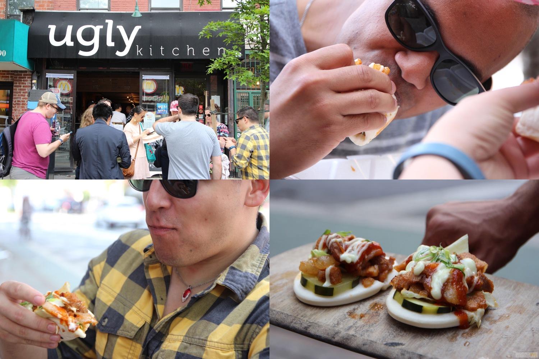 Ugly Kitchen   2016 Viewing NYC East Village Pork Bun Crawl