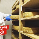 Aging Cheese Caves At Murray's, NYC's Quintessential Cheese Shop — Snack Break