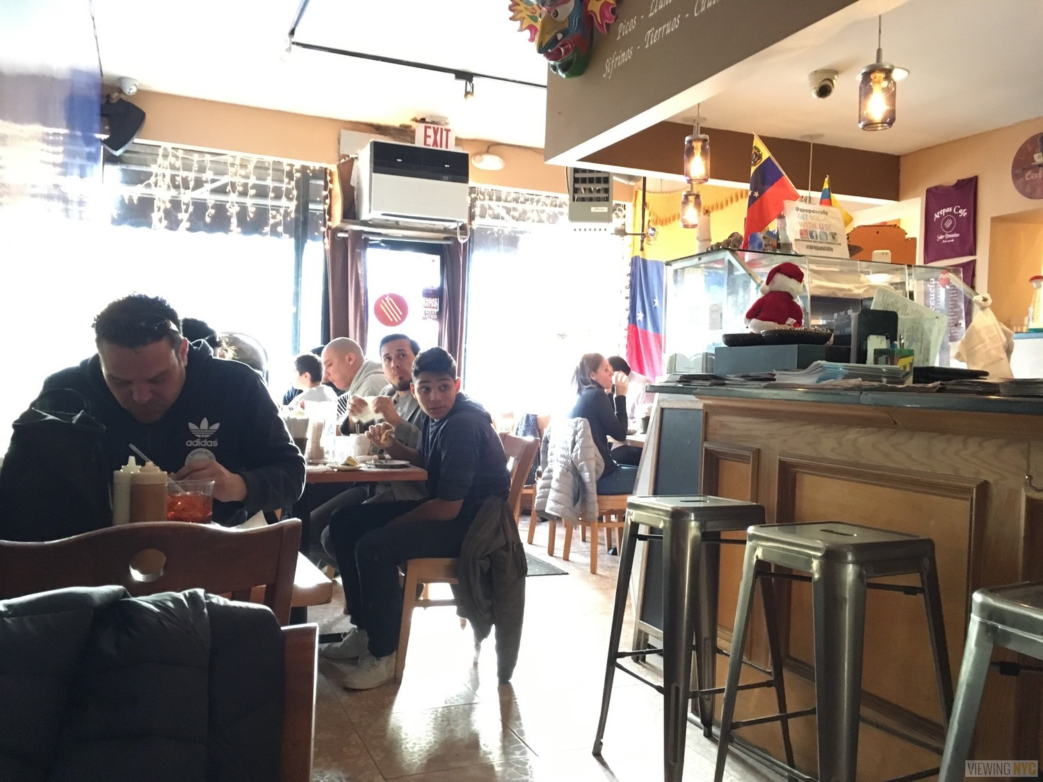Interior | Arepas Cafe, Astoria