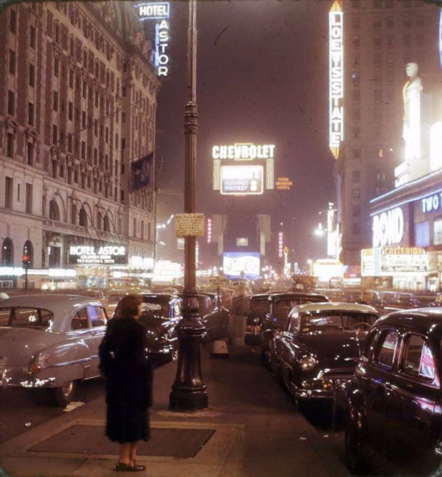 Times Square, 1951