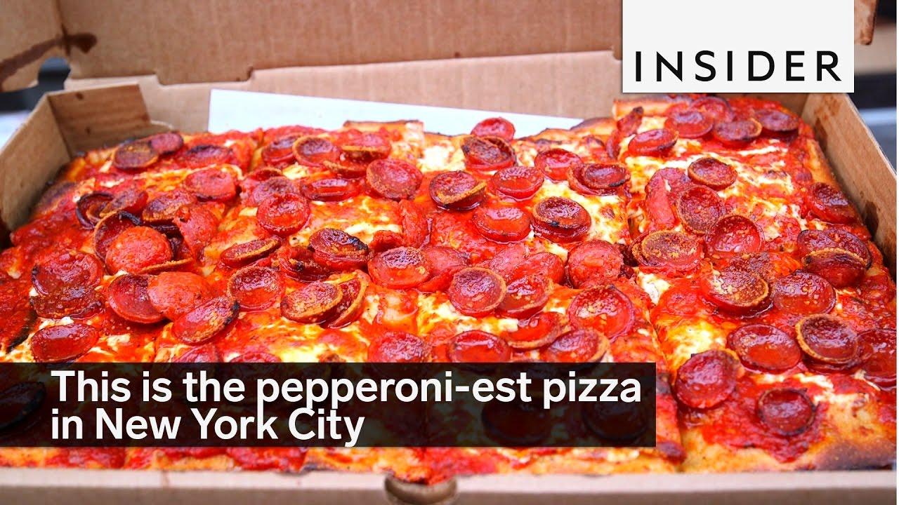 New York Pizza New York City