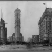 Longacre Square (Times Square), New York, New York. 1905