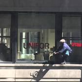 crazy nyc window cleaner