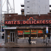 Katz's Deli, NYC | The world famous Katz's Deli, Lower East Side, Manhattan, New York City.