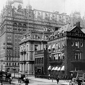The original Waldorf Astoria in 1899