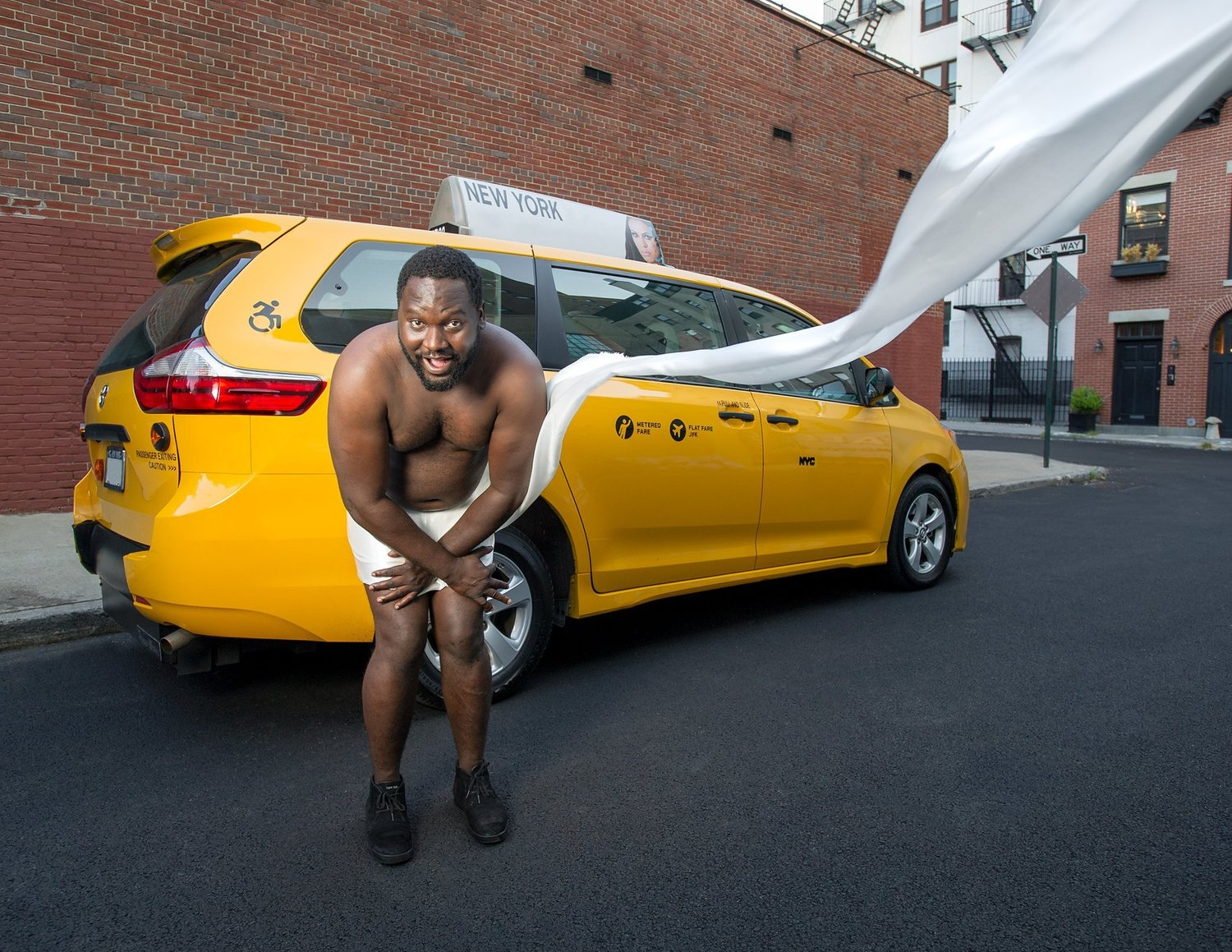2019 new york city taxi drivers sexy pin up calendar. Black Bedroom Furniture Sets. Home Design Ideas