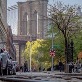 Brooklyn Bridge, DUMBO, Brooklyn