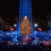 Rockefeller Center Christmas Tree Lighting, 2018