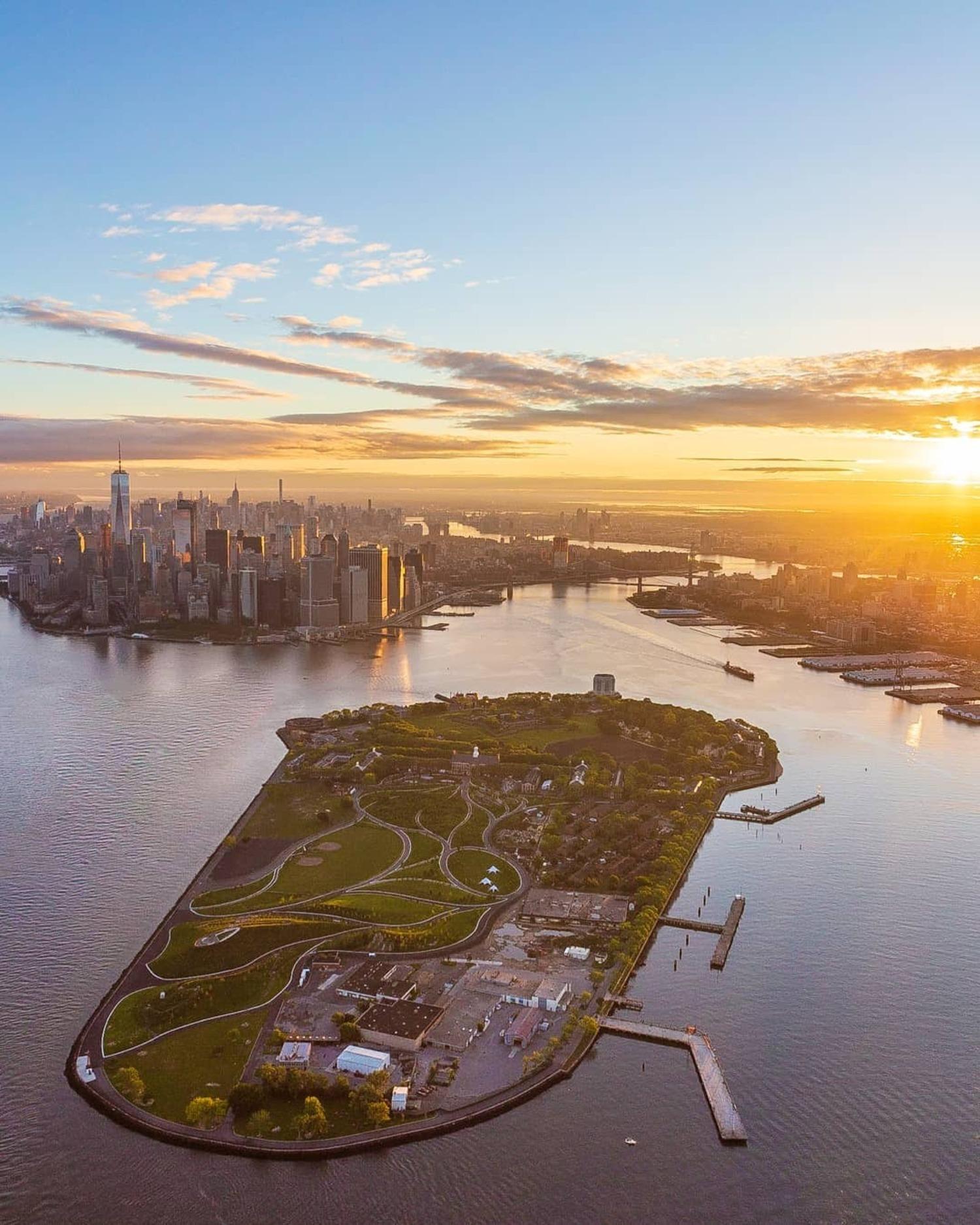 Governors Island, Manhattan
