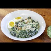 Brussels Sprouts Caesar Salad | Potluck Video