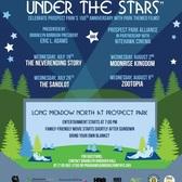 A Summer Movie Under the Stars