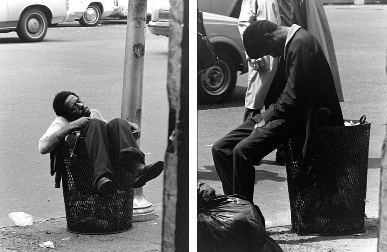 The homeless populations of Times Square and neighboring Port Authority skyrocketed during the 1970s and 1980s. Combined with the pervasiveness of the drug and sex enterprises, this proved to be a chaotic brew of ingredients for the area.