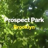 Get Going: Prospect Park, Brookyln