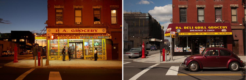 145 FRANKLIN STREET, 2007 & 2009