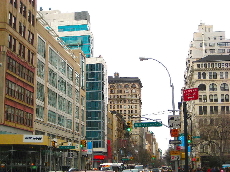 Union Square, 2012