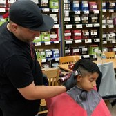 Staten Island barbershop gives free haircuts to PS 31 students