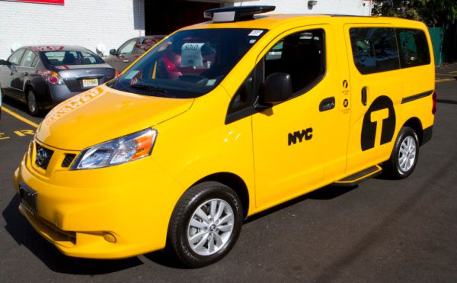 What's next: The Taxi of Tomorrow