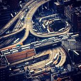 Lincoln Tunnel Access, Hell's Kitchen, Manhattan