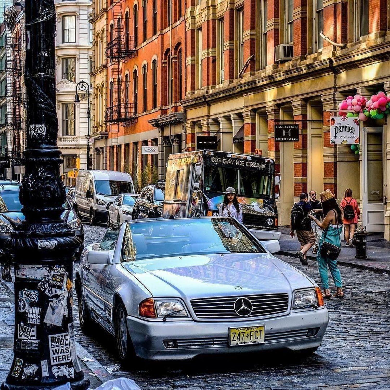 New York, New York. Photo via @nyc_russ #viewingnyc #newyorkcity #newyork